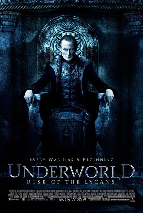 underworld rise of the lycans movie review � gmanreviews