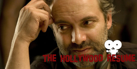 Hollywood Resume - Sam Mendes