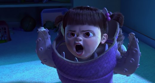 Monsters Inc - Boo