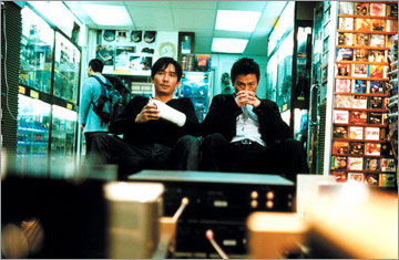 INFERNAL AFFAIRS VS. THE DEPARTED: WHERE THE ORIGINAL IS REALLY THE BAD FIRST DRAFT