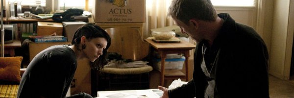 The Girl With the Dragon Tattoo (2)