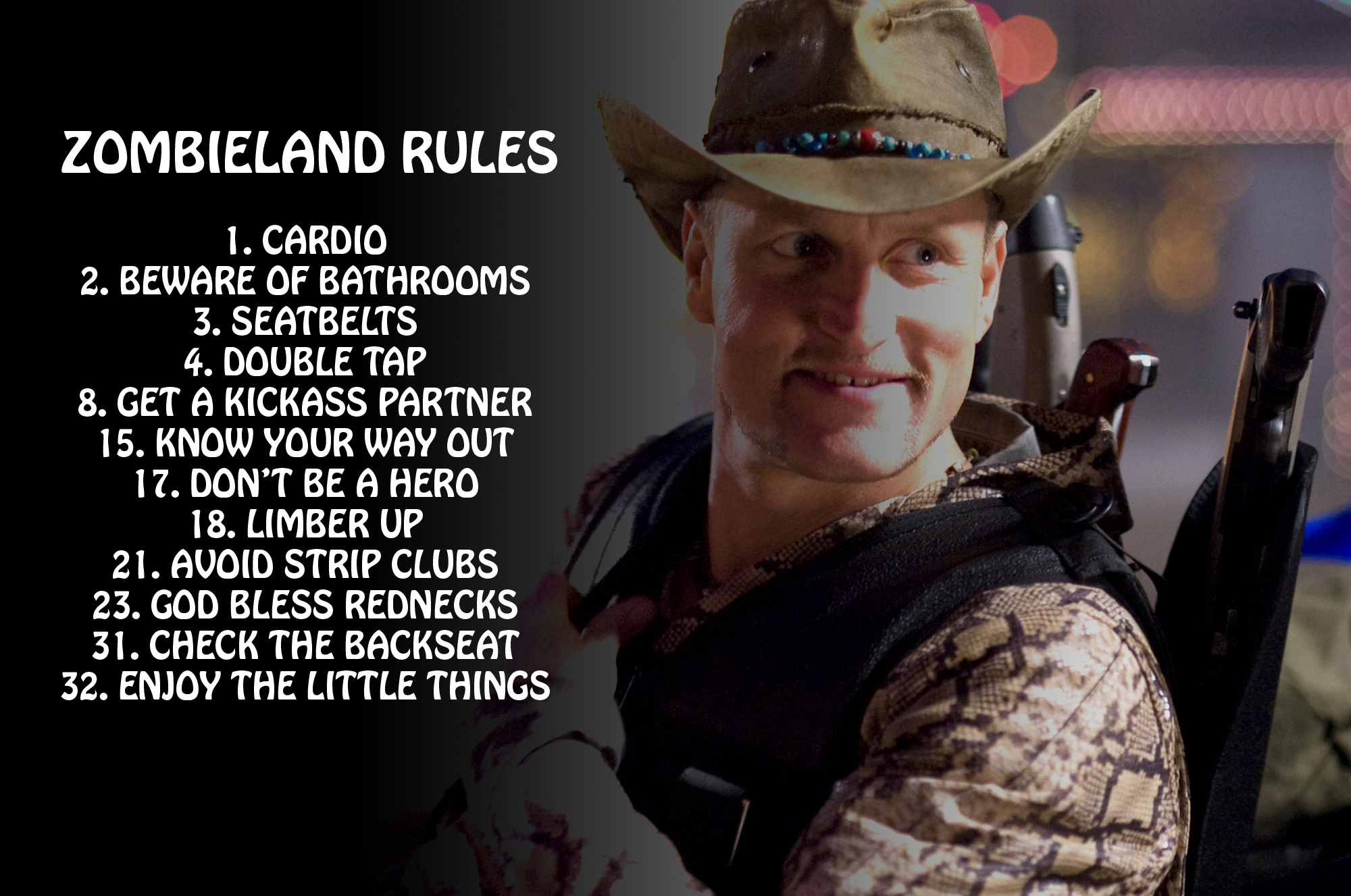 Zombieland: AMAZON'S TV PILOT FOR 'ZOMBIELAND' AND HOW IT FAILS IT'S