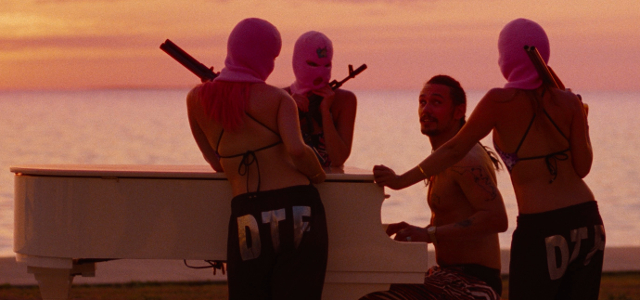 Spring Breakers (2012) Blu-ray Screenshot
