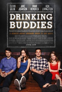 Drinking Buddies - Poster