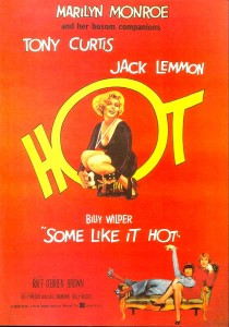 Some Like it Hot - Poster