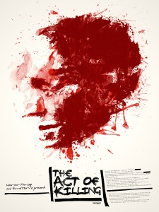 The Act of Killing - Poster