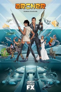 Archer - S4 - Poster