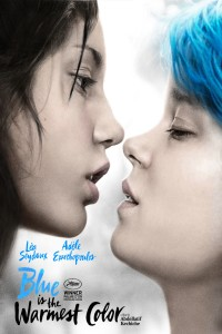 Blue is the Warmest Color - Poster