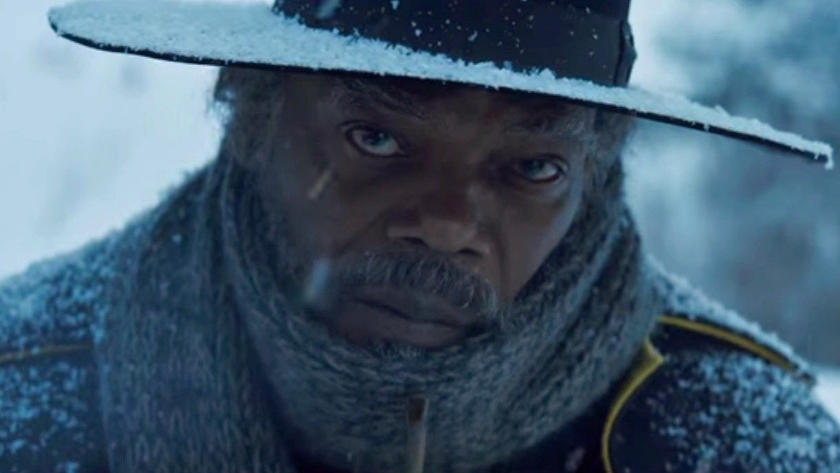 """THE HATEFUL EIGHT"" IS PERFECTION IN THE WEST"